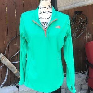 The North Face lightweight sweatshirt